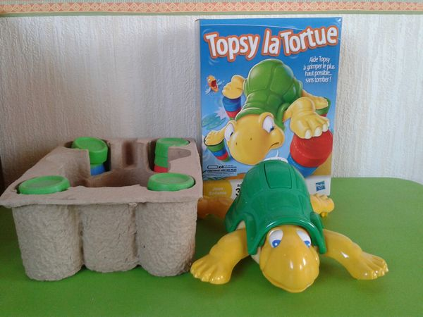 Achetez topsy la tortue quasi neuf annonce vente abbeville 80 wb147215457 for Comelectromenager abbeville