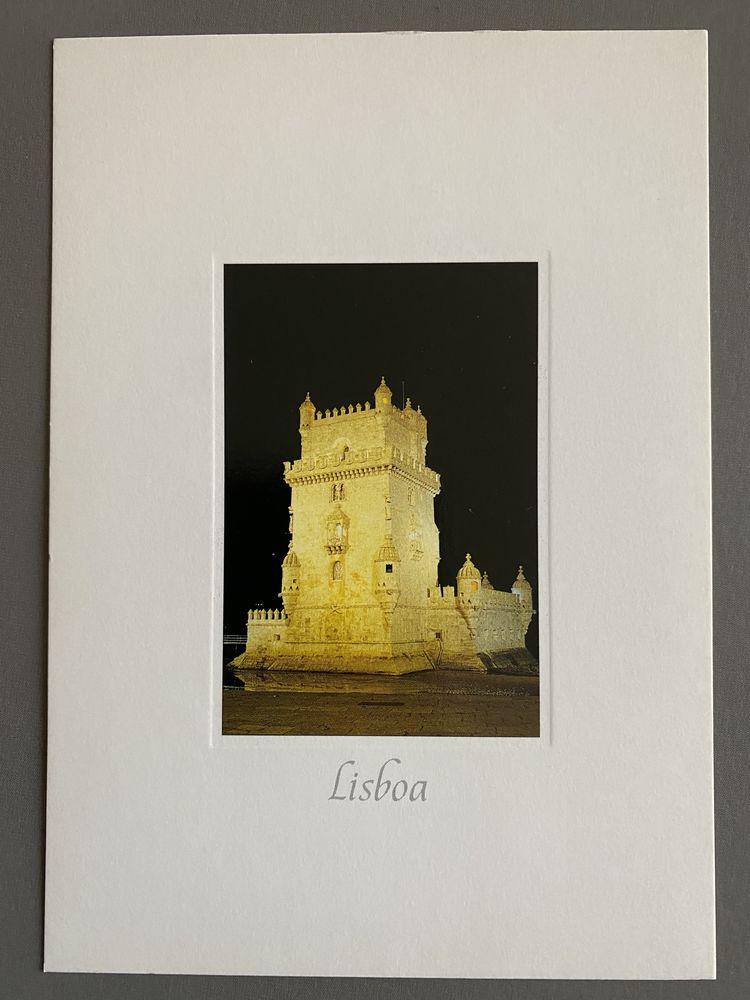 Torre de Belém _ Noite _ Lisboa _ Portugal _ Carte Postale 3 Joué-lès-Tours (37)