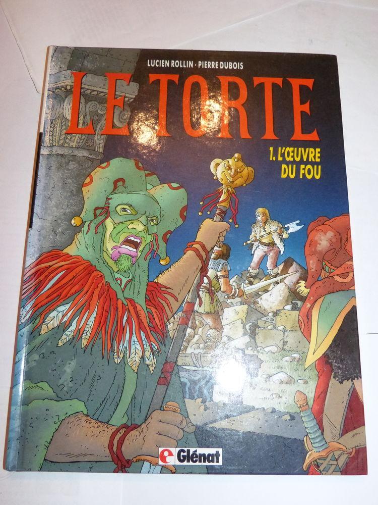 BD  -  LE TORTE N° 1 AVEC DEDICACE  20 Brest (29)