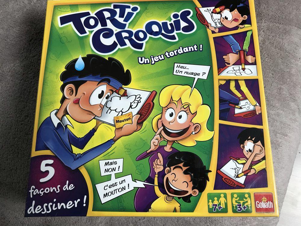 TORTI CROQUIS  Jeu de société NEUF sous blister 28 Saint-Genis-Laval (69)