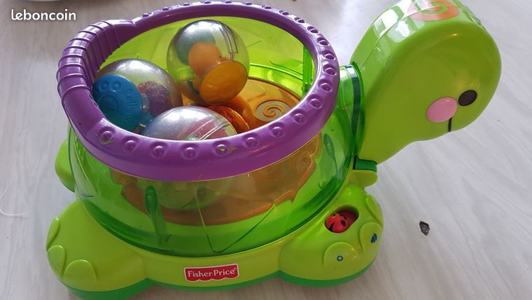 TORTUE FISHER PRICE ELECTRONIQUE 10 Lyon 8 (69)