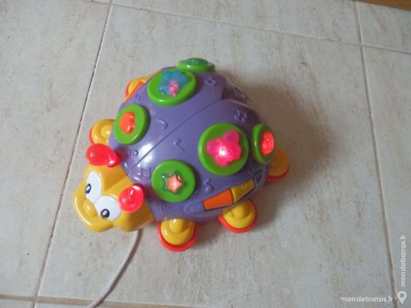 Tortue musicale et lumineuse 5 La Garenne-Colombes (92)
