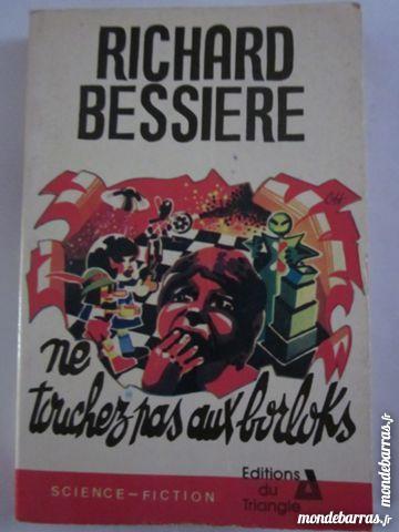 S F - NE TOUCHEZ PAS AUX BORLOKS par R. BESSIERE Livres et BD
