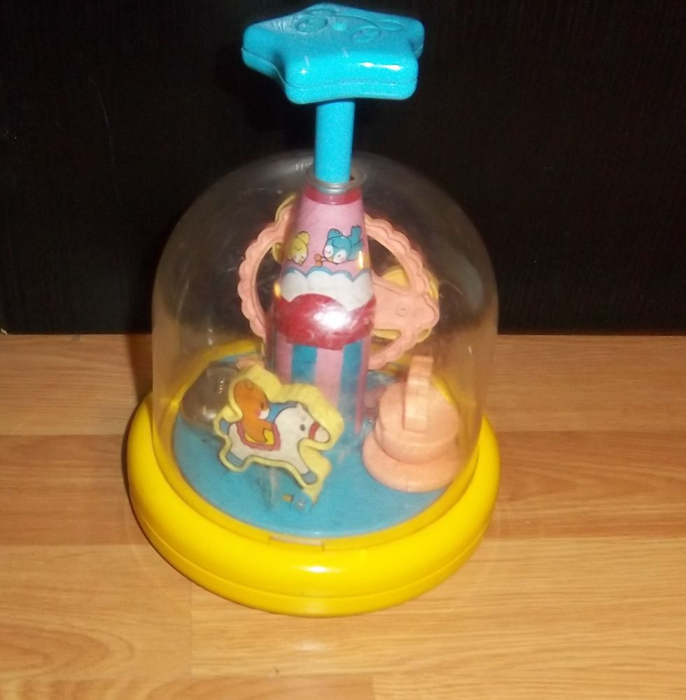Toupie vintage tomy 1988 4 Colombier-Fontaine (25)