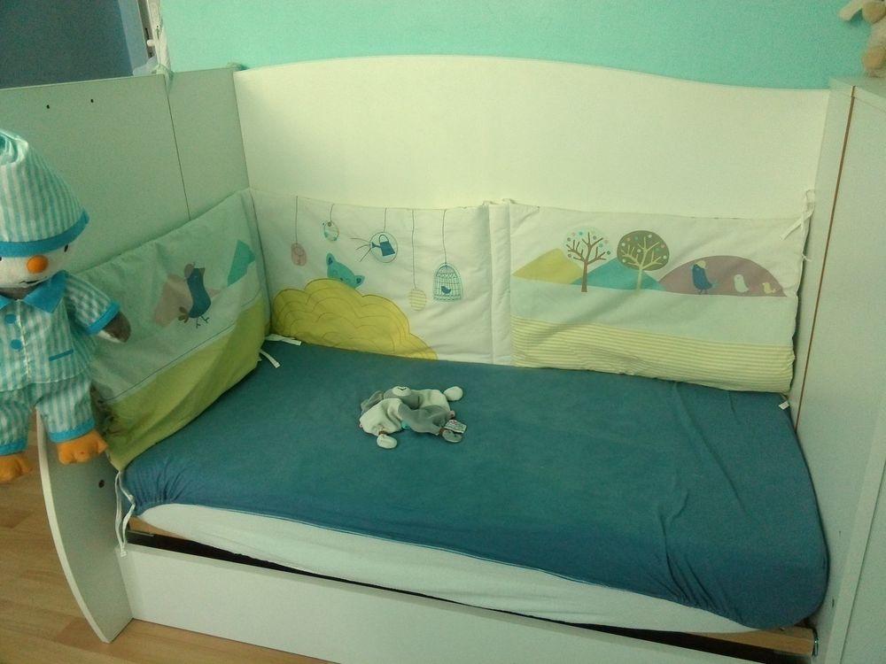 Tour de lit bébé  15 Sassenage (38)