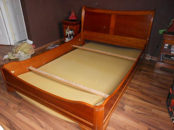 Achetez tour de lit bois occasion, annonce venteà Estrablin (38) WB146732979 # Tour De Lit En Bois