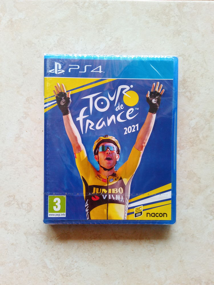 Jeu PS4 Tour de France 2021 (Neuf) 43 Ardoix (07)