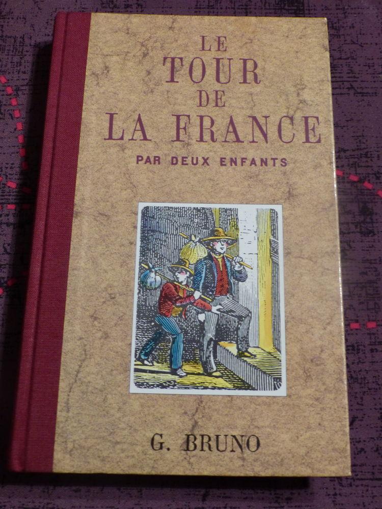 LE TOUR DE FRANCE PAR DEUX ENFANTS Livres et BD
