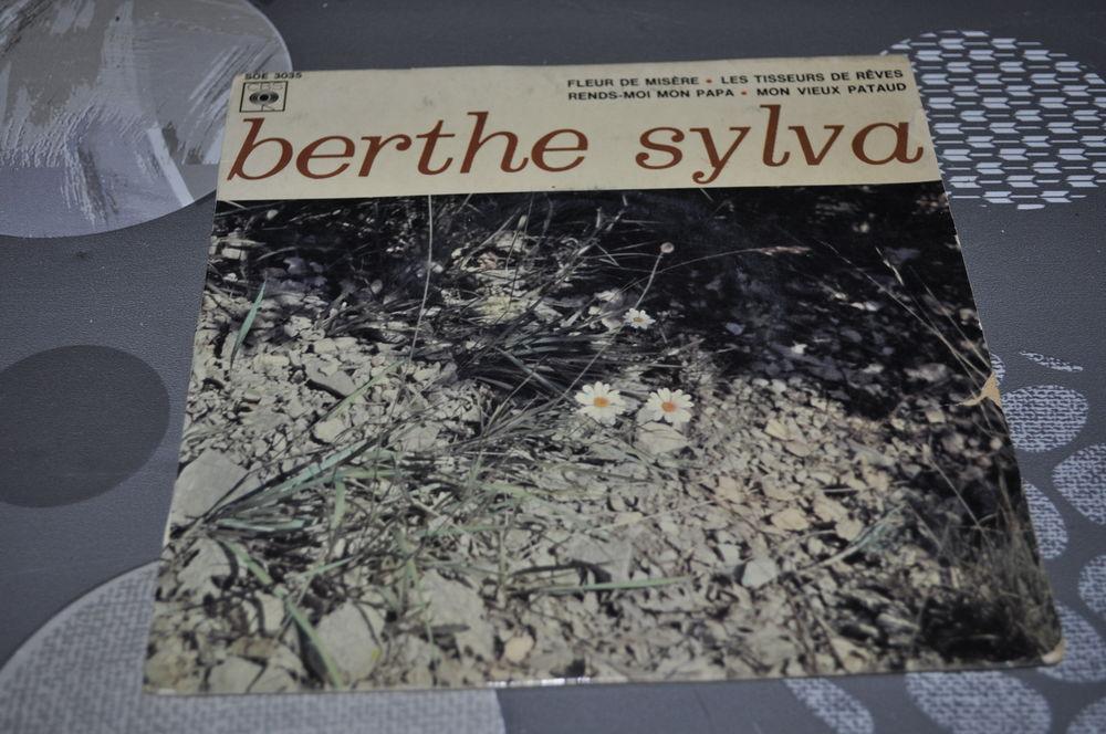45 tour vinyle de Berthe Sylva 5 Perreuil (71)