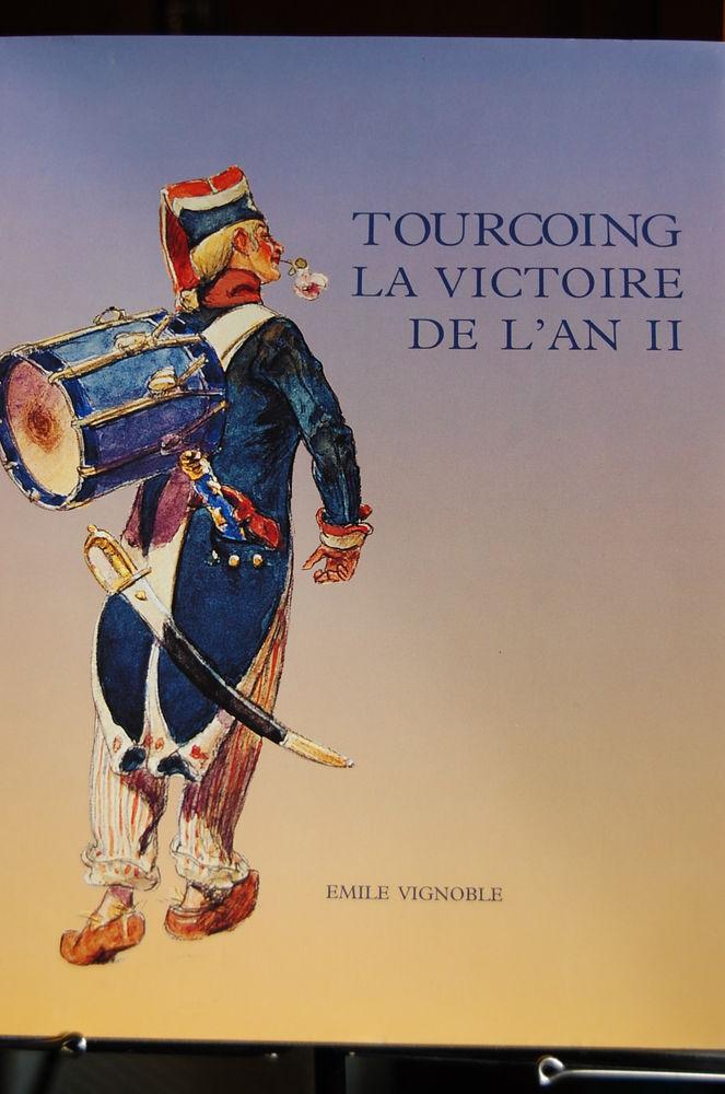 TOURCOING - LA VICTOIRE DE L'AN II 10 Mouvaux (59)