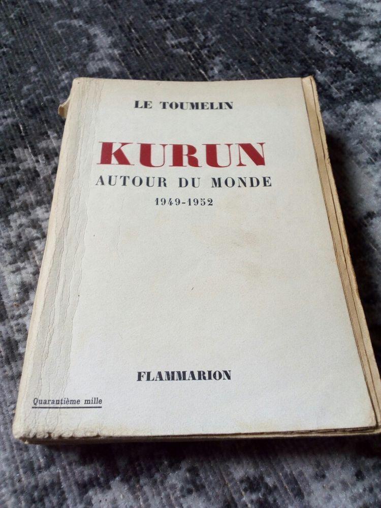 LE Tourmelin Kurun autour du monde Flammarion 1953 16 Lisieux (14)