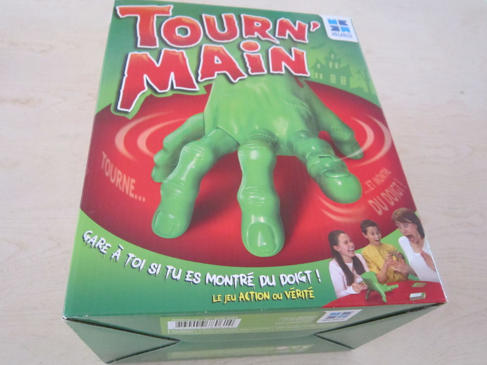 Un jeu Tourn'main 12 Brignais (69)