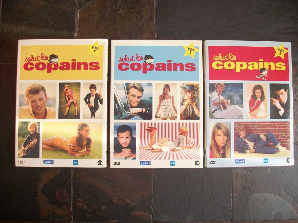 DVD TOURNÉE SALUT LES COPAINS 7 Escaudain (59)