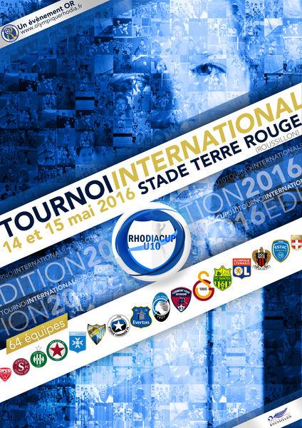 Tournoi international de foot catégorie U10 0 Roussillon (38)