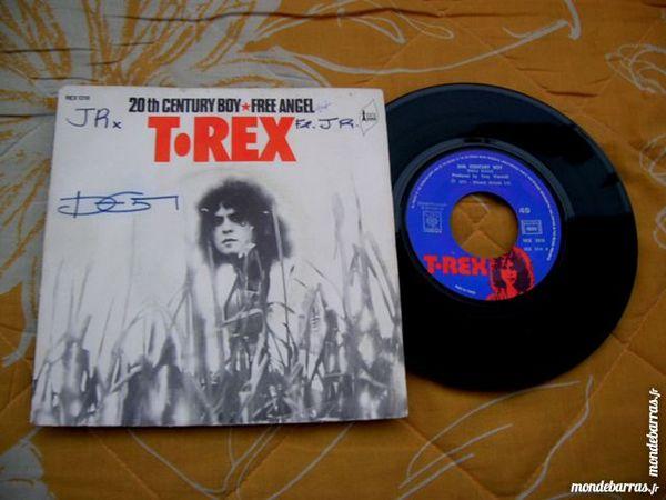 45 TOURS T.REX 20Th Century boy -------- CD et vinyles