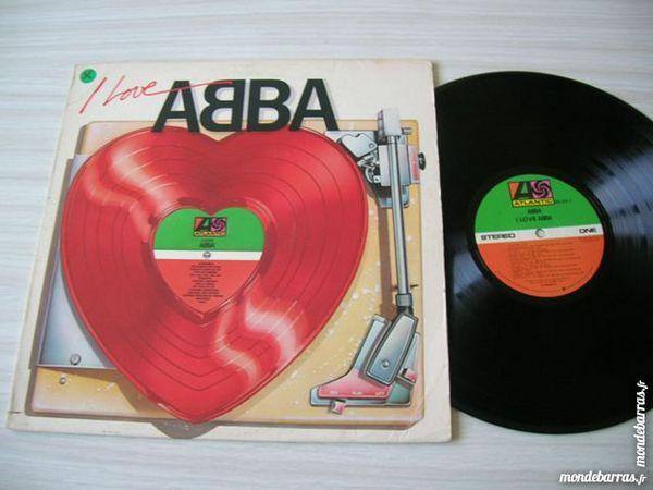 33 TOURS ABBA I love Abba - IMPORT USA CD et vinyles