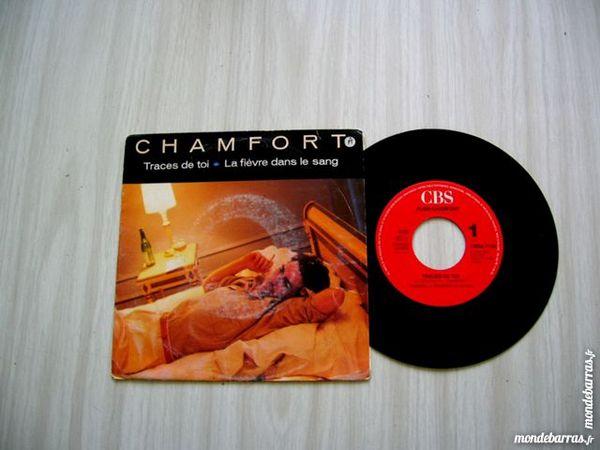 45 TOURS ALAIN CHAMFORT Traces de toi 7 Nantes (44)