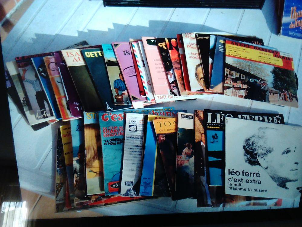 45 TOURS  ANNEES  60 / 70 20 Alès (30)