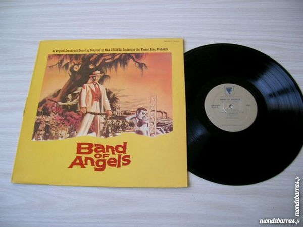 33 TOURS BAND OF ANGELS - BOF - MAX STEINER 13 Nantes (44)
