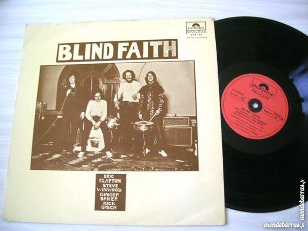 33 TOURS BLIND FAITH Blind faith 27 Nantes (44)