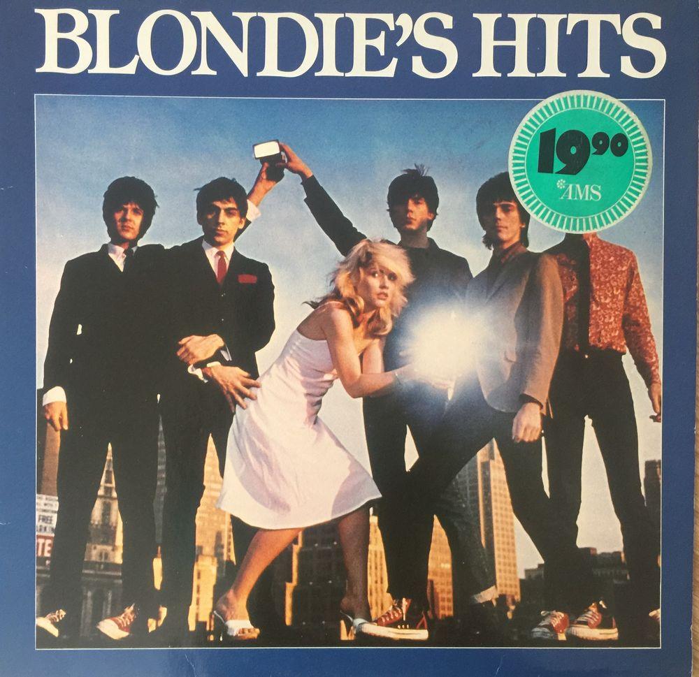 33 Tours Blondie's Hit 8 Guyancourt (78)