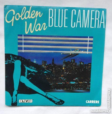 45 tours Blue caméra 1 Illkirch-Graffenstaden (67)