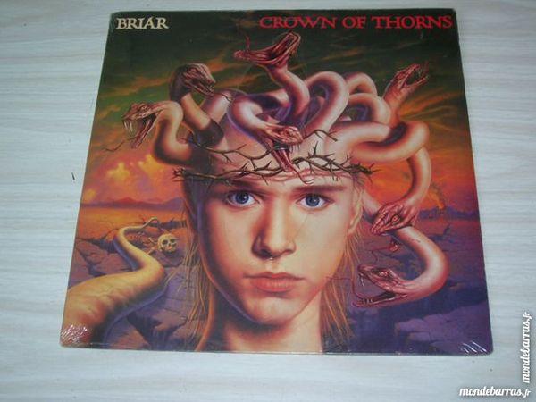 33 TOURS BRIAR Crown of thorns - METAL 15 Nantes (44)