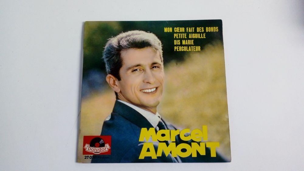 45 tours collection Marcel Amont-Mon coeur fait des bonds 0 Malakoff (92)