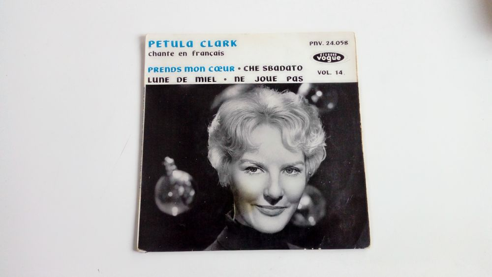 45 tours collection Petula Clark-Prends mon coeur 0 Malakoff (92)