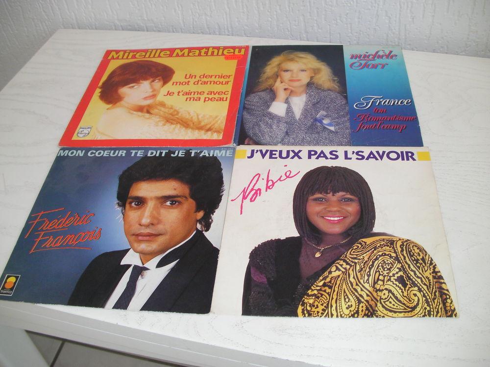 45 tours DALIDA, BIBIE, M.TORR, N.MOUSKOURI, etc... 3 Saint-Etienne (42)
