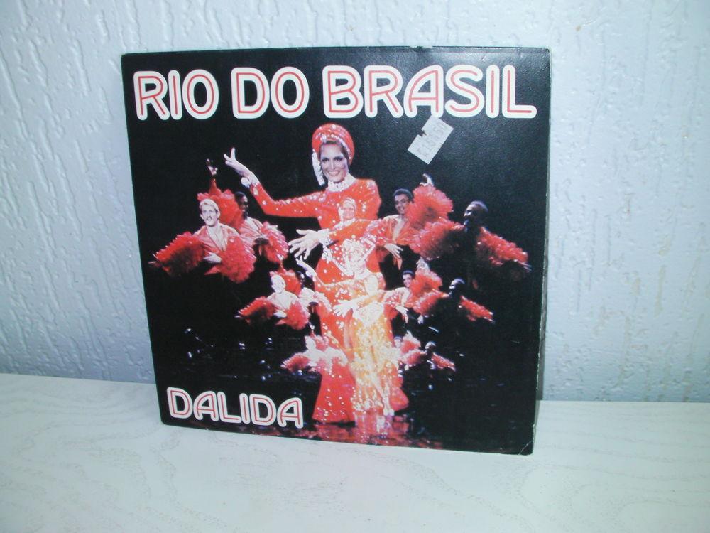 45 tours DALIDA - RIO DO BRASIL 4 Saint-Etienne (42)