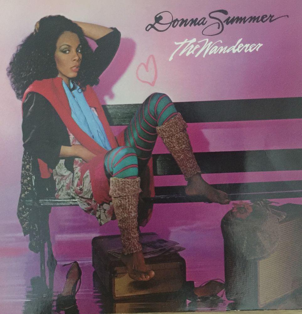 33 tours Donna Summer The Wonderer 8 Guyancourt (78)