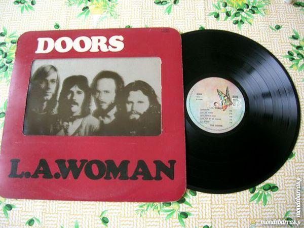 33 TOURS THE DOORS L.A. Woman - UK ORIGINAL CD et vinyles
