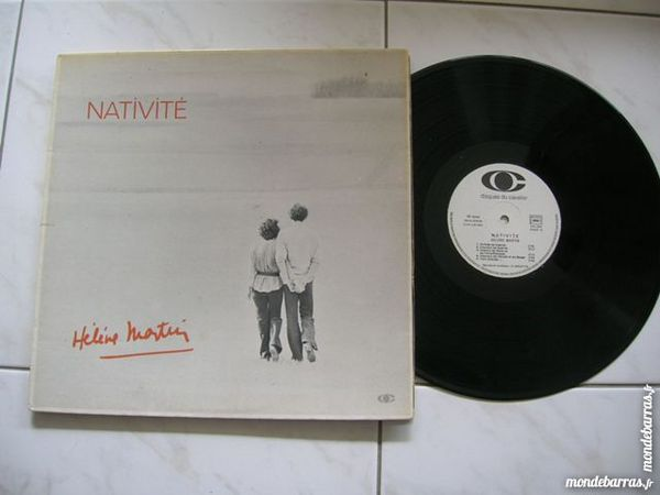 33 TOURS HELENE MARTIN Nativité ORIGINAL 15 Nantes (44)