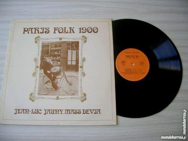 33 TOURS Jean-Luc JAUNY MASS DEVIA Paris Folk 1900 25 Nantes (44)
