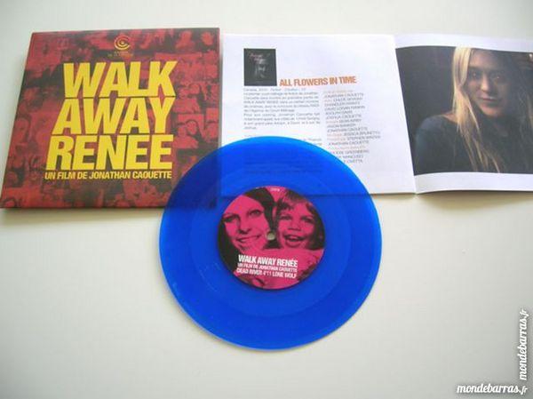 45 TOURS LONE WOLF - WALK AWAY RENEE - FILM 33 Nantes (44)