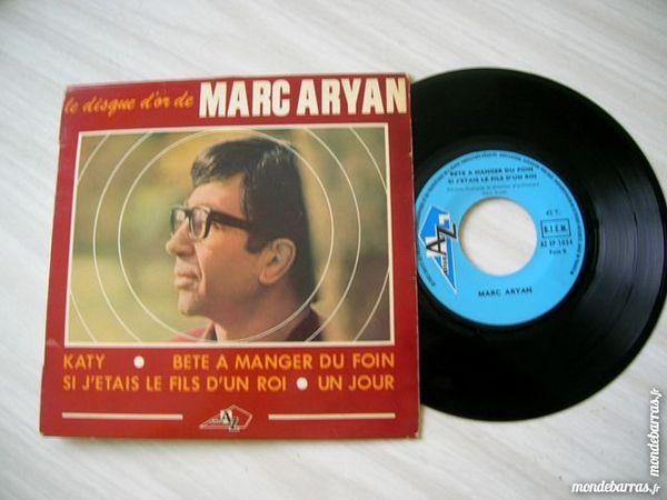 45 TOURS EP MARC ARYAN Katy 9 Nantes (44)