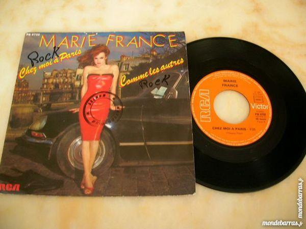 45 TOURS MARIE FRANCE Chez moi à Paris 45 Nantes (44)