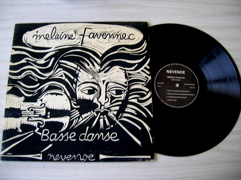 33 Tours MELAINE FAVENNEC Basse Danse 58 Nantes (44)
