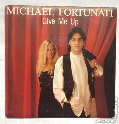 45 tours Micahel Fortunati 5 Illkirch-Graffenstaden (67)