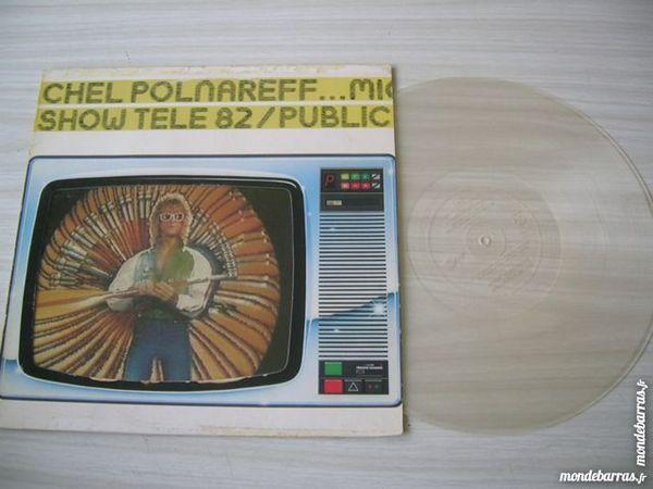 33 TOURS MICHEL POLNAREFF Show télé 82/Public 22 Nantes (44)