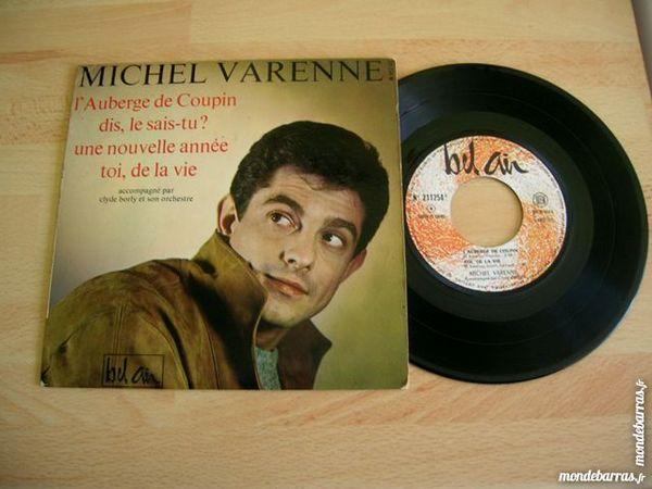 45 TOURS EP MICHEL VARENNE L'Auberge de Coupin CD et vinyles