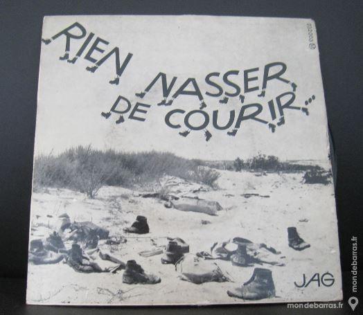 45 TOURS pieds noires RIEN NASSER DE COURIR CD et vinyles