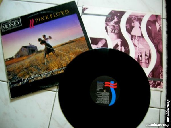 33 TOURS PINK FLOYD A collection of great songs 16 Nantes (44)