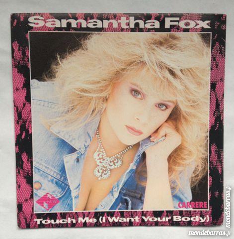 45 tours Samantha Fox 1 Illkirch-Graffenstaden (67)