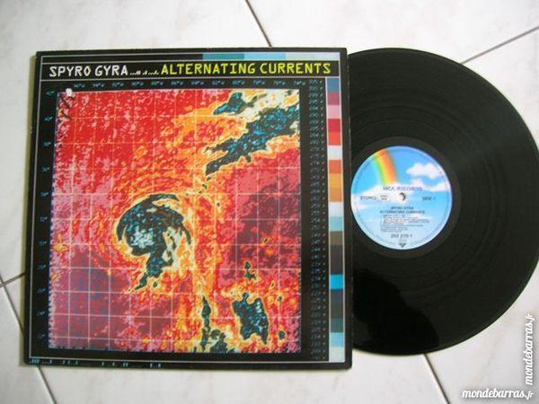 33 TOURS SPYRO GYRA Alternating currents CD et vinyles