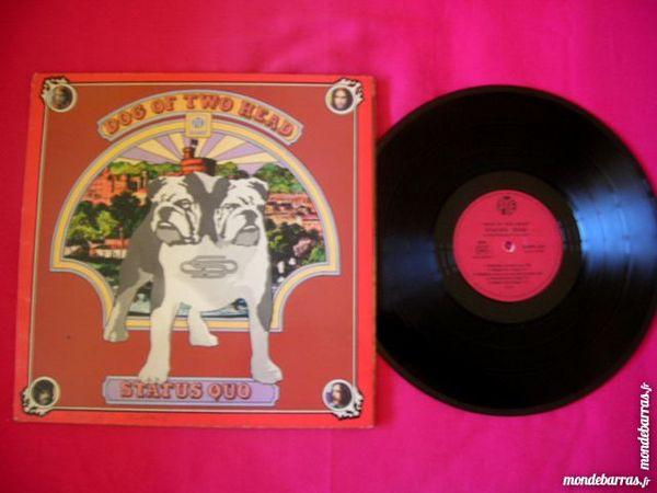 33 TOURS STATUS QUO Dog of two head - ORIGINAL CD et vinyles