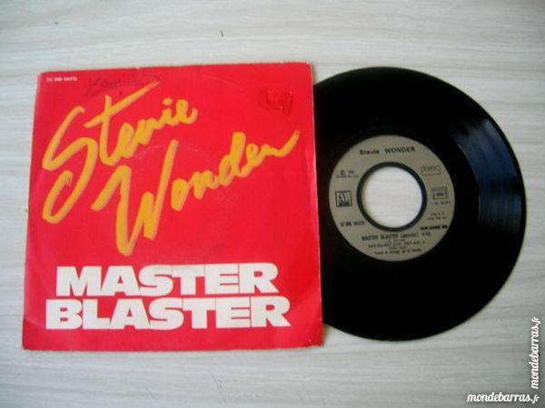 45 TOURS STEVIE WONDER Master blaster 8 Nantes (44)
