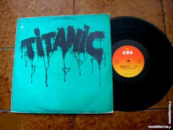 33 TOURS TITANIC Titanic - 70's Norvègien CD et vinyles
