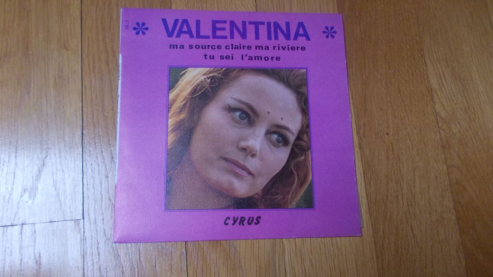 45 tours Valentina 9 Thiais (94)